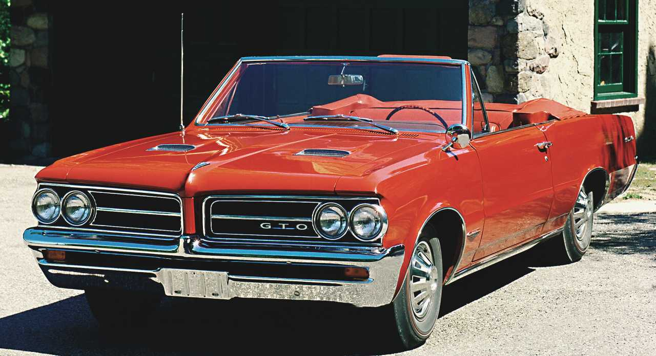 Pontiac GTO, Muscle Car