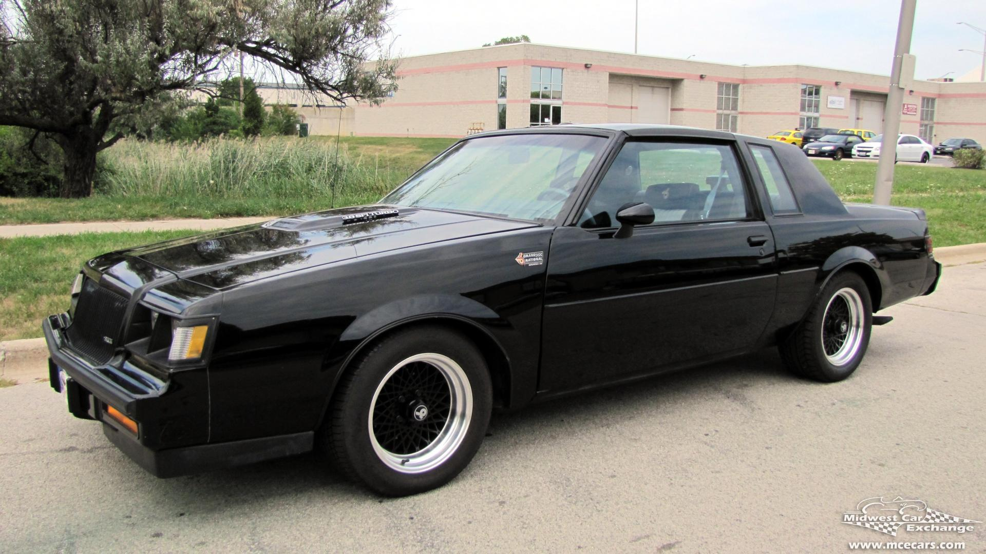 1987 Buick GNX, Muscle Car