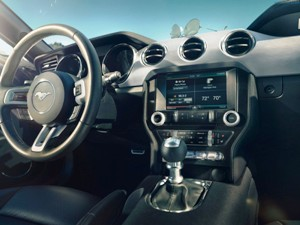 2015 New Ford Mustang Interior