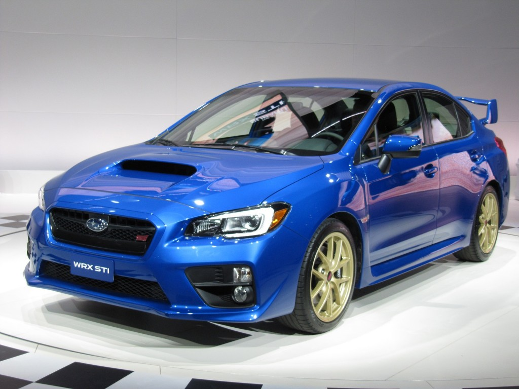 Subaru Foriegn Muscle Cars