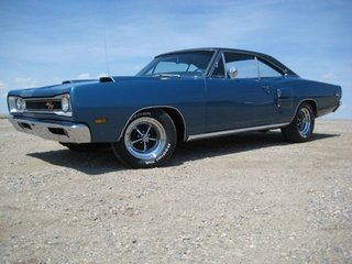 1969 Dodge Coronet RT and Super Bee