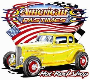 American Pastimes Hot Rods
