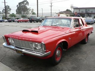 1963 Plymouth Dodge 426 Max Wedge