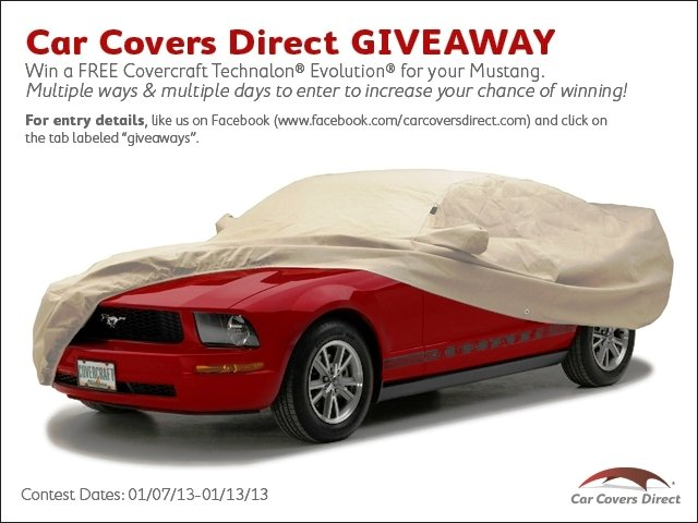 Mustang Car Covers, Car Covers Direct