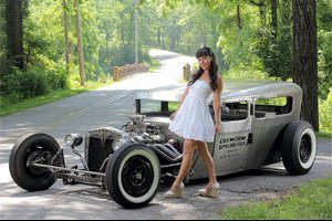 Cutworm Specialties, Rat Rods, Hot Rods, Muscle Cars