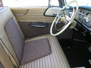 Goldfield Trim and Upholstery