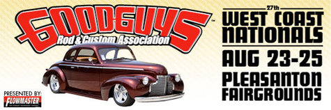 GoodGuys National in Pleasanton