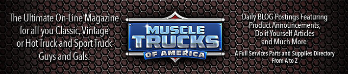 Muscle Trucks of America Banner Ad