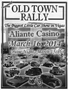 Car Show in Las Vegas, Events