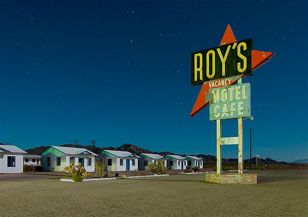 Roys Cafe, Roadtrips, Amboy, Route 66