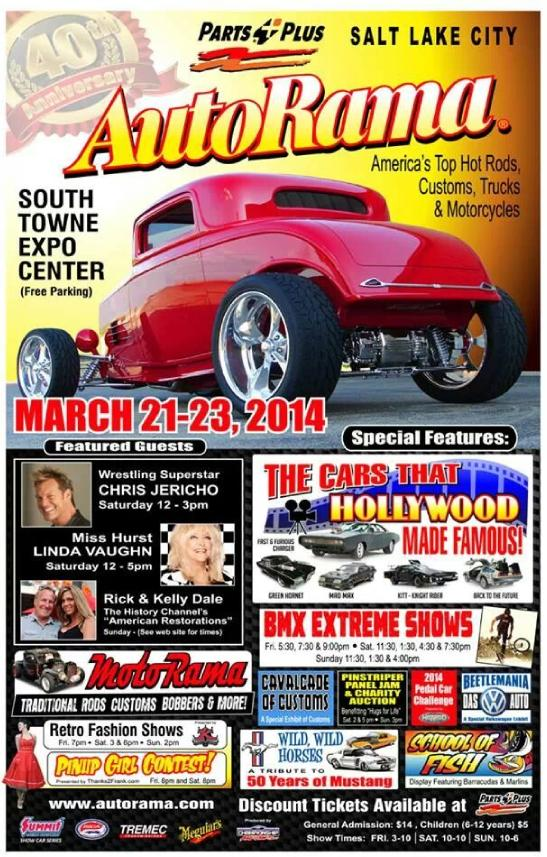 Car Show, Events