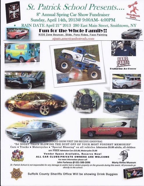 Car Show, Events, Hot Rods, Muscle Cars