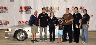 Roush Drag Racing Team,NMRA Superbowl