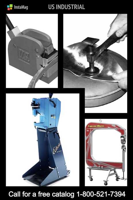 Metal Shapers, Shop Tools