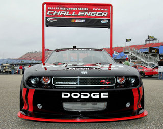 Challenger Nationwide Race Car