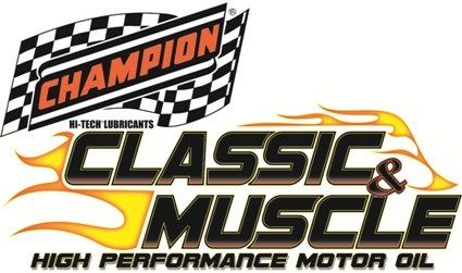 Champion Classic Muscle Road Race