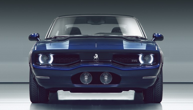 Equus Bass 770, American Made Muscle Car
