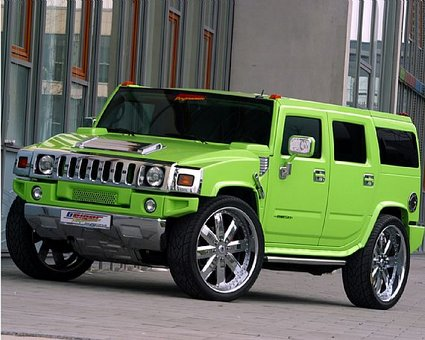 Hummer, Show Car, Street Rod, Cruiser