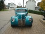 1939 Ford 2 Door Sedan Street Rod