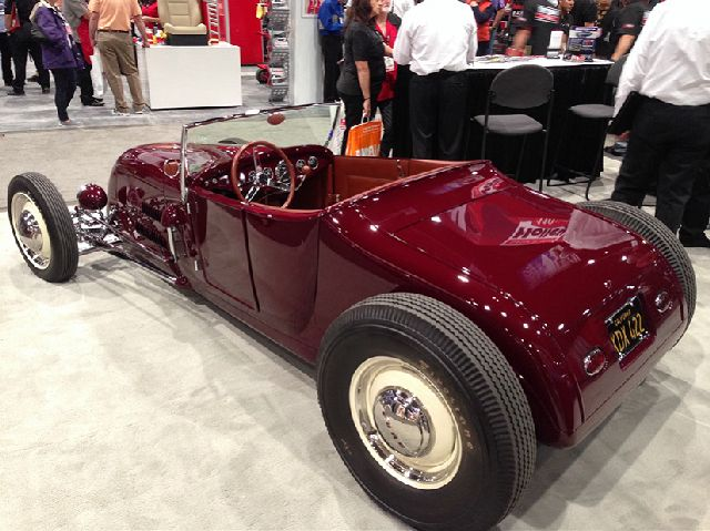 2013 Best of Show 1927 Ford Roadster