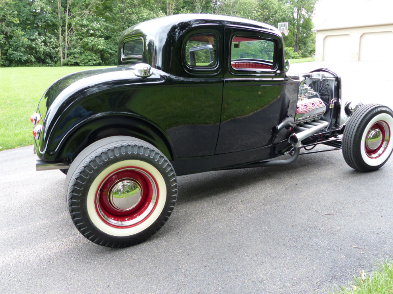 32 Ford Hi-Boy