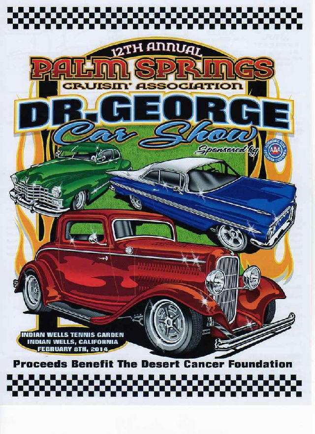 Dr. George Car Show 2014