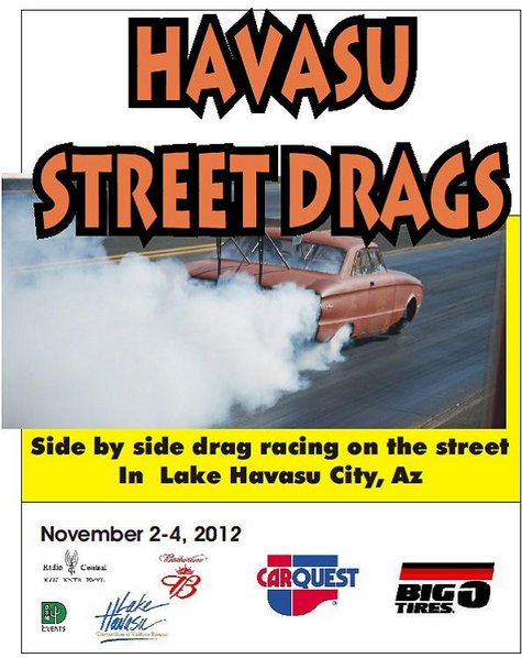 Lake Havasu Street Drags 2012