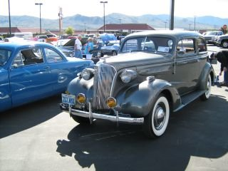 1937 Chevy Master Sedan 2 Door