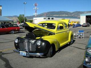 1941 Chevy Special Deluxe Coupe