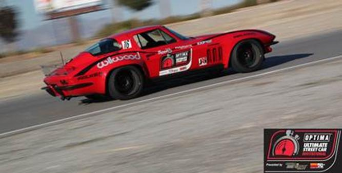 1965 Corvette Wins 2013 OPTIMA� Ultimate Street Car Title