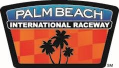 Palm Beach International Raceway (PBIR) Logo