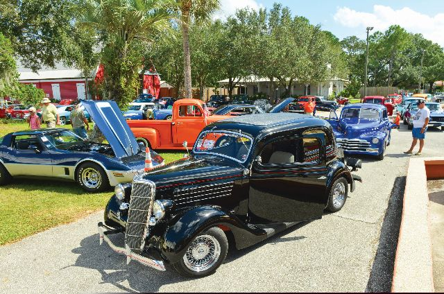 South East Street Rod Nationals Plus
