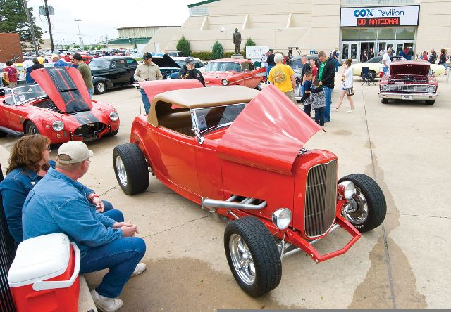 Southwest Street Rod Nationals Plus