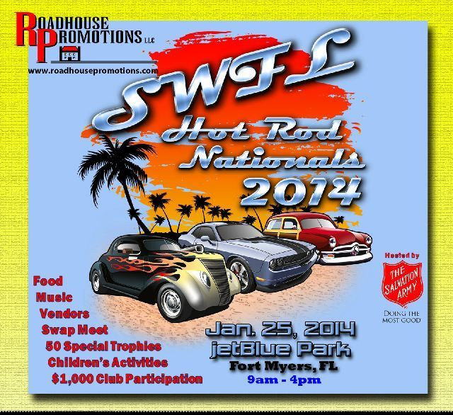 Southwest Florida Hot Rod Nationals Car and Truck Show