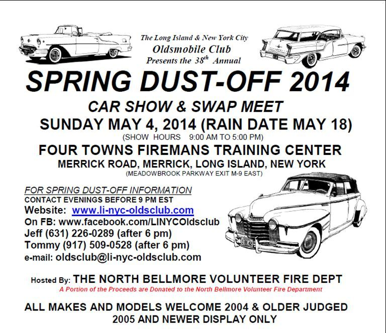 Spring Dust-Off 2014