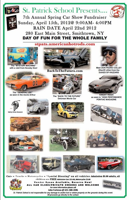 St. Patrick School Car Show