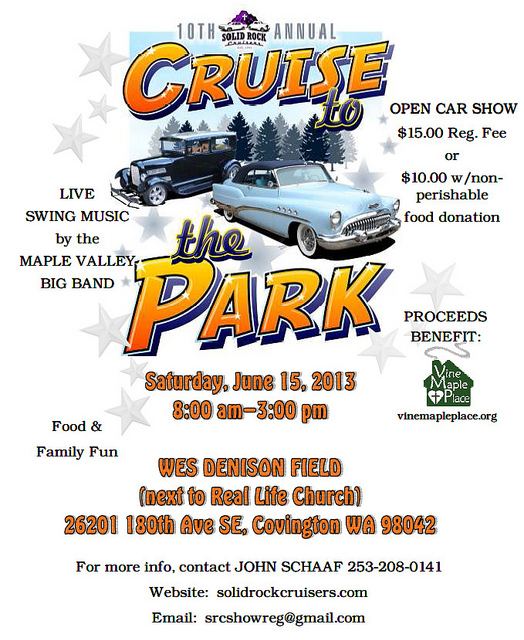 Cruise to the Park 2014
