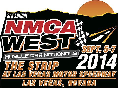NMCA West Muscle Car Nationals 2014