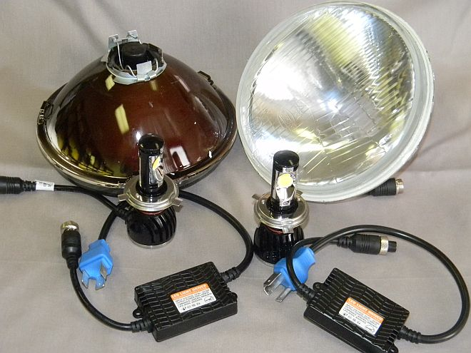 Watson's Streetworks LED Headlight System