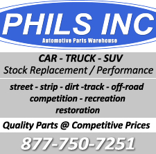 Phils Incorporated, Brakes, Lining Disc, Chassis, Suspension, Rearend