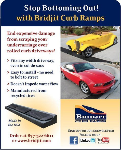 Bridjit Curb Ramps