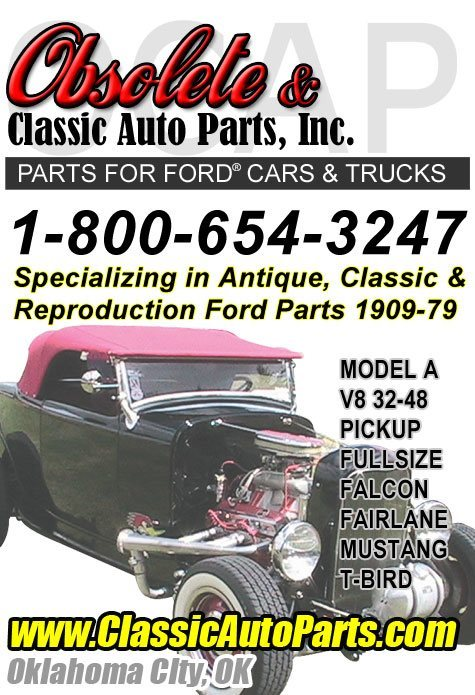 Obsolete & Classic Auto Parts Inc.