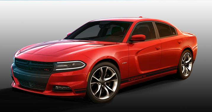 2015 Dodge Charger R-T